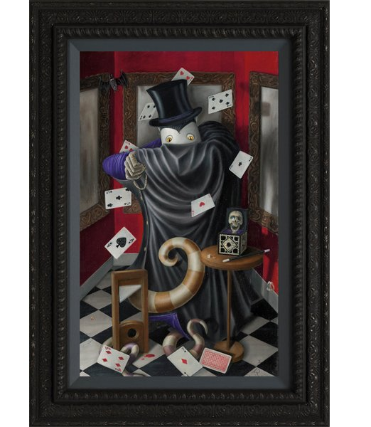 Peter Smith Mysterious Count Carpathian Von Porl F2