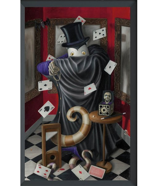 Peter Smith Mysterious Count Carpathian Von Porl M2