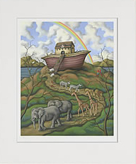 Paul Horton Sign Of The Rainbow - Copy