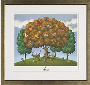 Paul Horton The Golden Tree