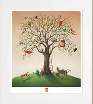 Paul Horton The Tree Of Life Remarqued Edition 2