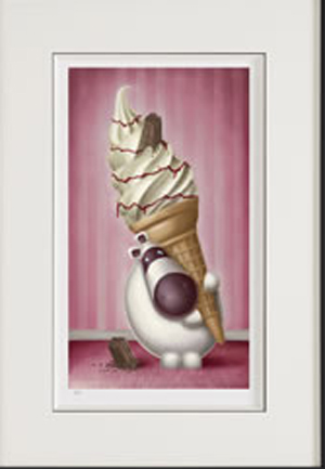 Peter Smith 99 Problems (Giclee) 2