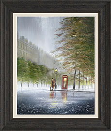 Jeff Rowland At The End Of The Avenue - Copy