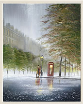 Jeff Rowland At The End Of The Avenue