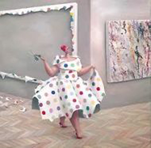 Sarah-Jane Szikora Damien's Dress 2x