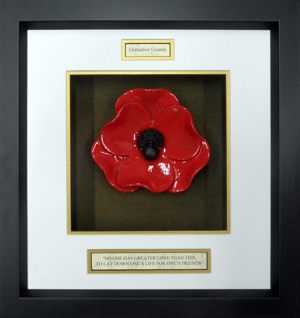 Grenadier-Guards-Framed-Poppy
