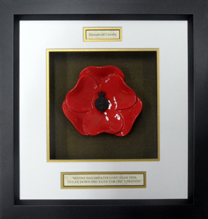 Household-Cavery-Ceramic-Framed-Poppy