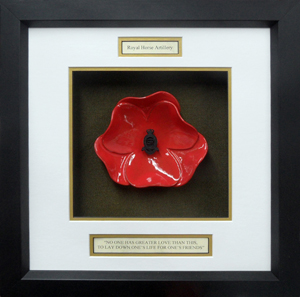 Royal-Hores-Artillary-Ceramic-Framed-Poppy