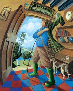 David-Kirk Going Fishing