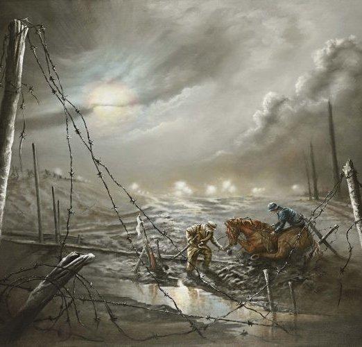 Bob-Barker War-Horse