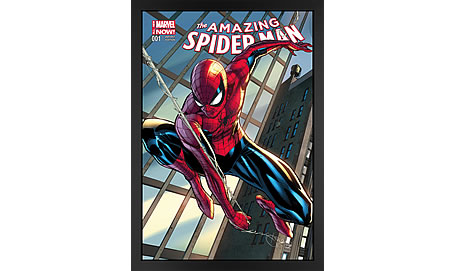 The Amazing Spider-Man #001
