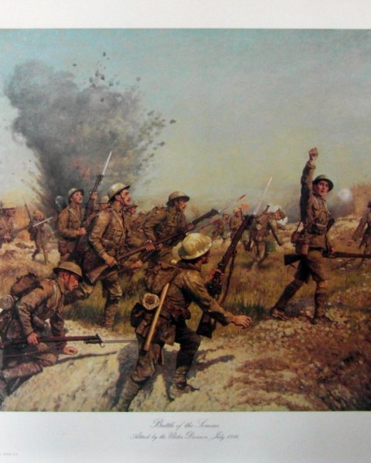 Beadle Battle of the Somme