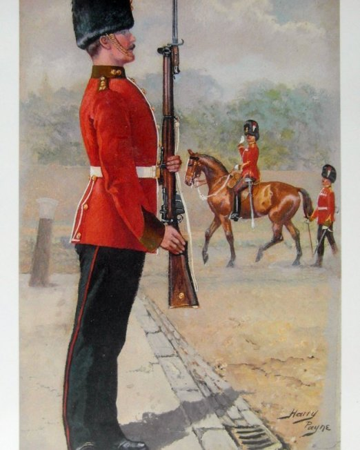 Harry Payne Northumberland Fusiliers
