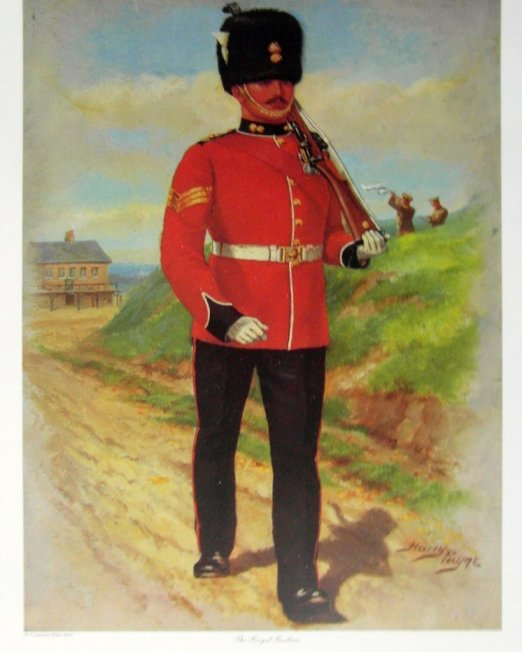 Harry Payne The Royal Fusiliers