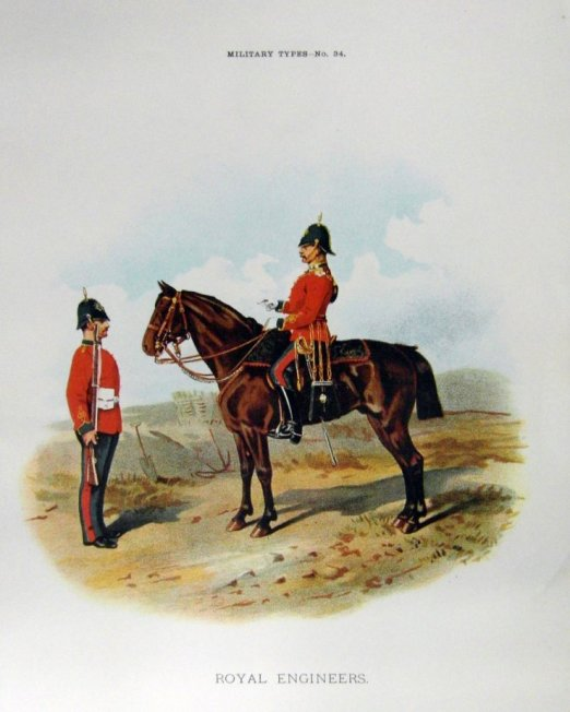 Simkin Royal Engineers