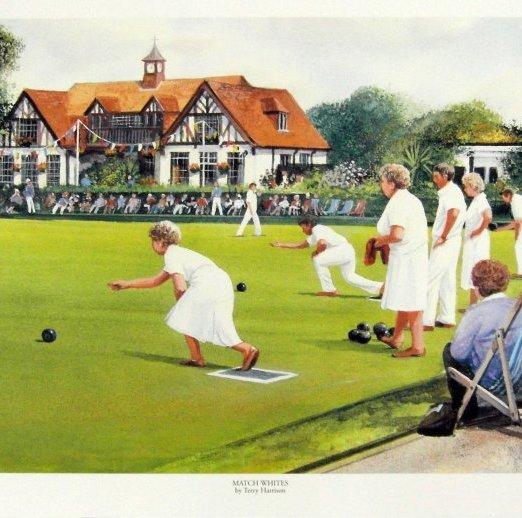 Terry Harrison Match Whites
