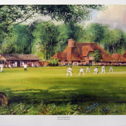Terry Harrison The Taverners