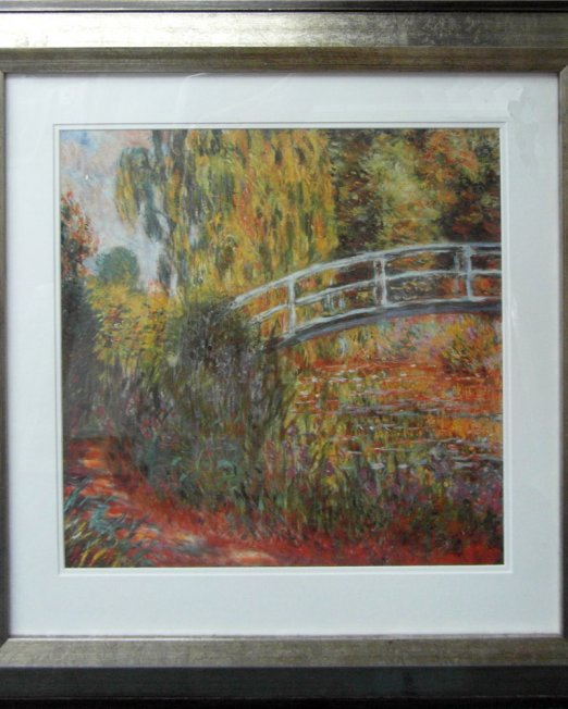 Claude-Monet-The-Japanese-Bridge