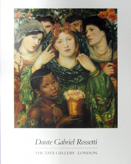 Dante-Gabriel-Rossetti-The-Beloved-(The-Bride)