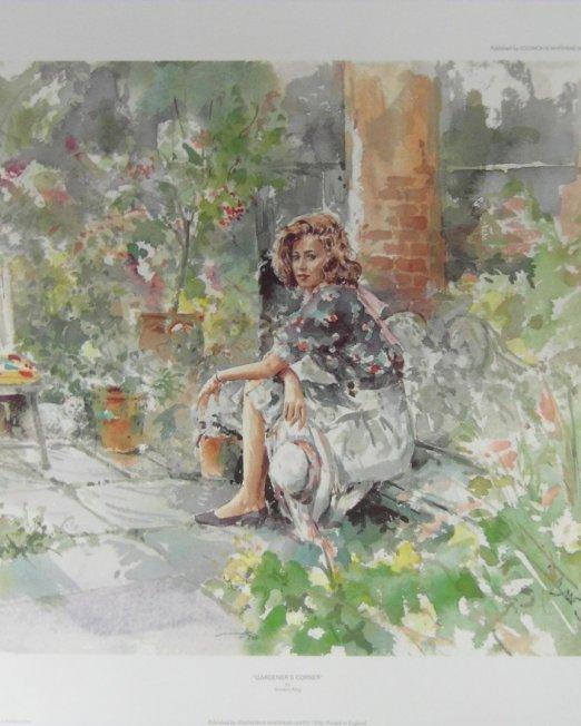 Gordon King Gardeners Corner