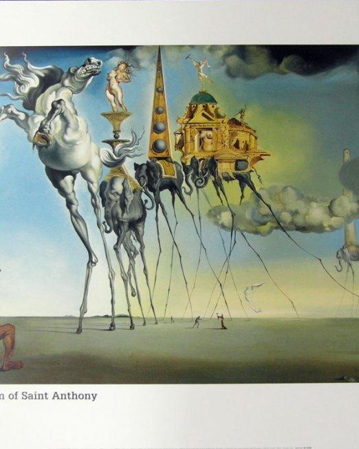Salvador-Dali-The-Temptation-of-St.-Anthony