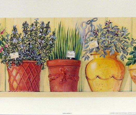 Unknown-Artist-Herb-Garden-II