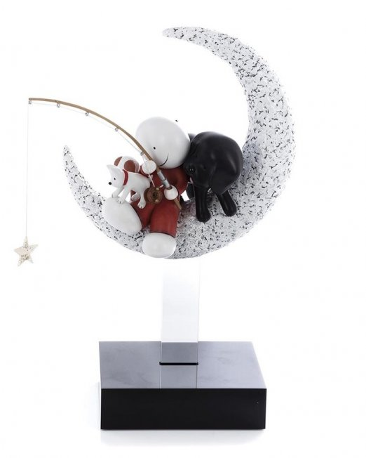 Catch A Falling Star Sculpture