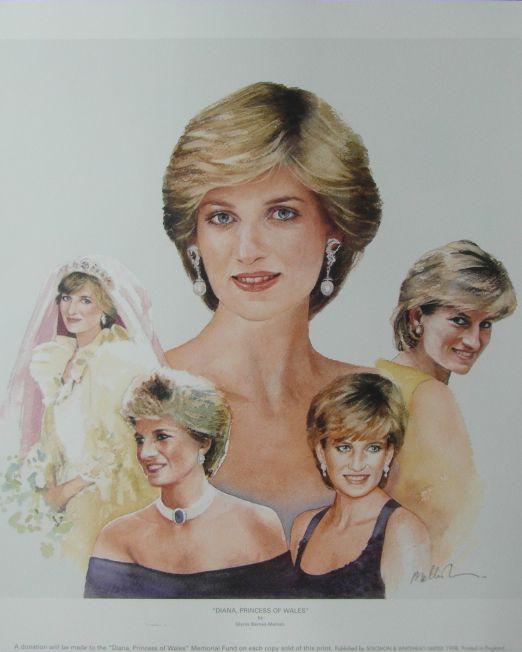 Glynis-Barnes-Mellish Diana-Princess-of-Wales