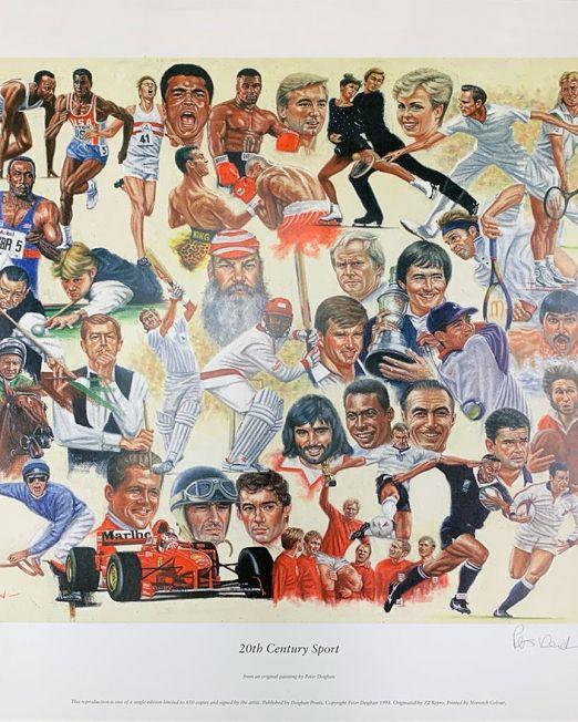 Peter-Deighan 20th-Century-Sport