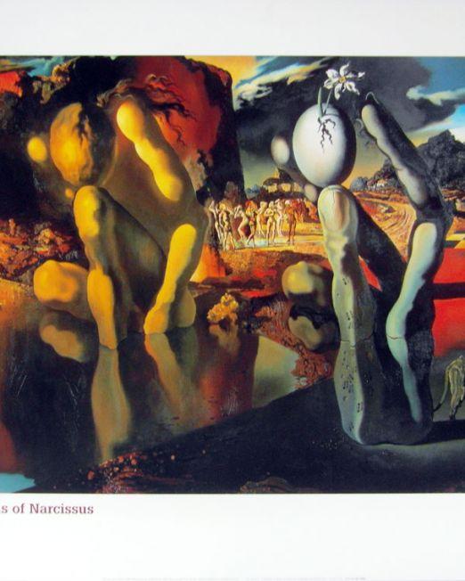Salvador-Dali-Metamorphosis-of-Narcissus