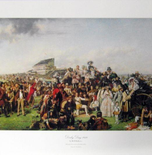 W.A Frith Derby-Day 1858
