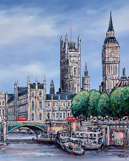 Westminster Unframed