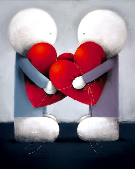 Looking After My Heart Unframed