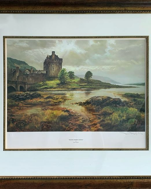 David Dipnall Eilean Donan Castle