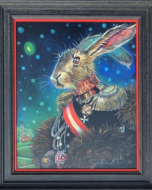 Adam Kolakowski Hare to the Throne