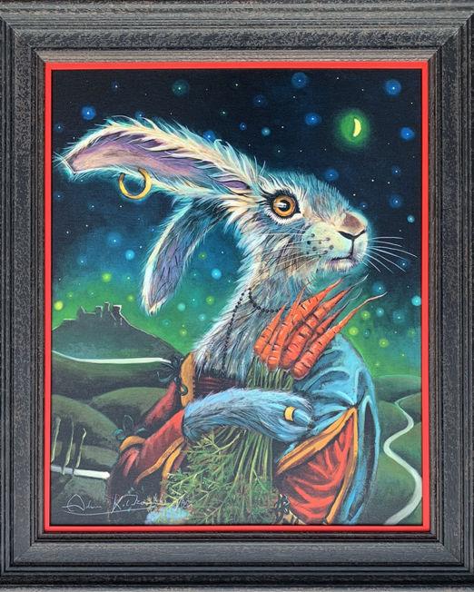 Adam Kolakowski The Hare-ess