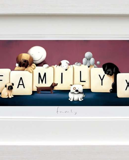 Family Framed