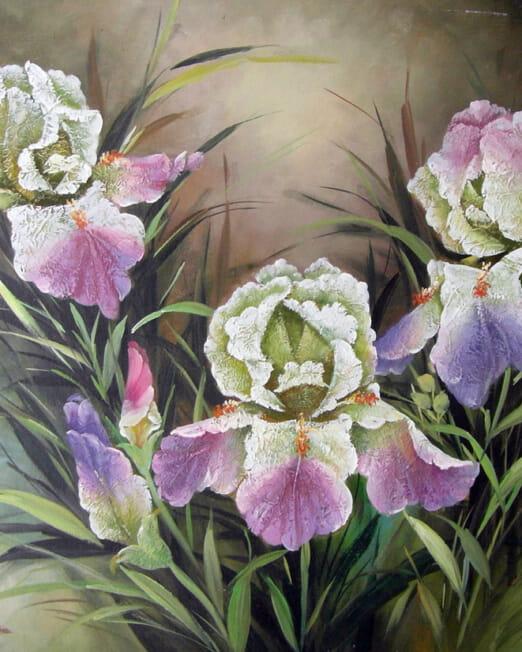 C-Manning-Iris's 3-Flowers