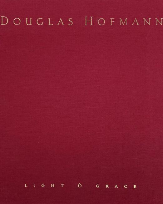 Douglas Hoffmann Light & Grace Book With Cover (31.5 x 28.5cm)