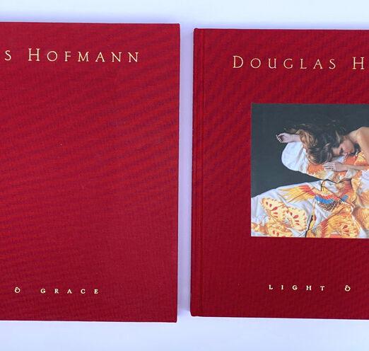 Douglass Hoffmann Light & Grace Book With Cover (31.5 x 28.5cm) (2)