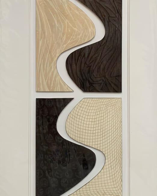 Nancy Wood Code 90280 (Image Size 66 x 28) (Frame Size (95 x 52)