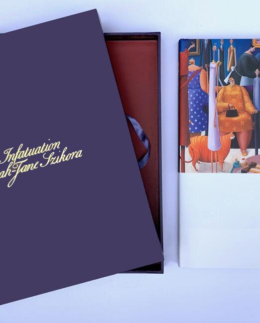 Sarah Jane Szikora Infatuation Book With Cover (24 x 30cm) (2)