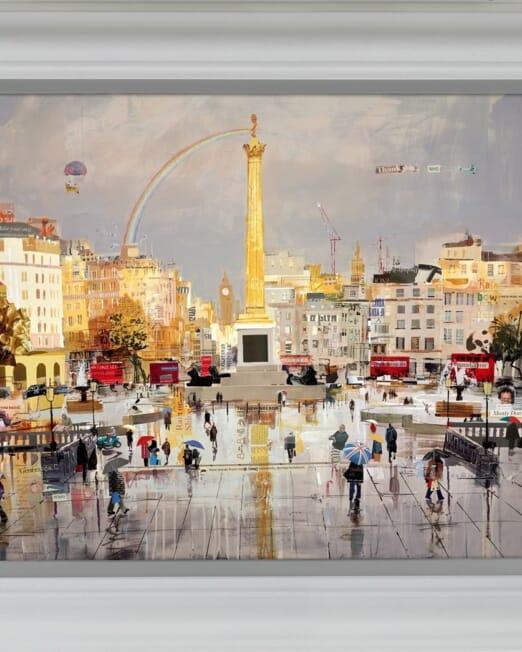 Tom Butler Flair & Square (Image 66 x 47cm) (Frame 87 x 65cm)