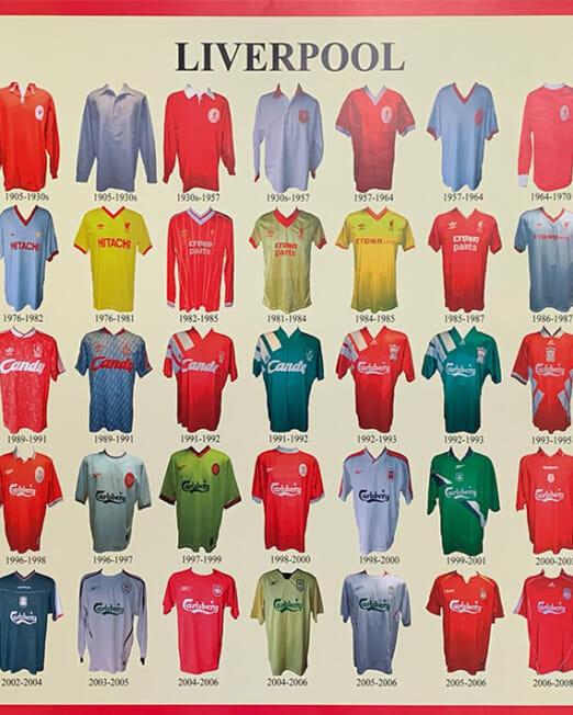 Liverpool (Image 57 x 40cm)