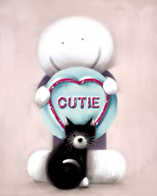Cutie Unframed
