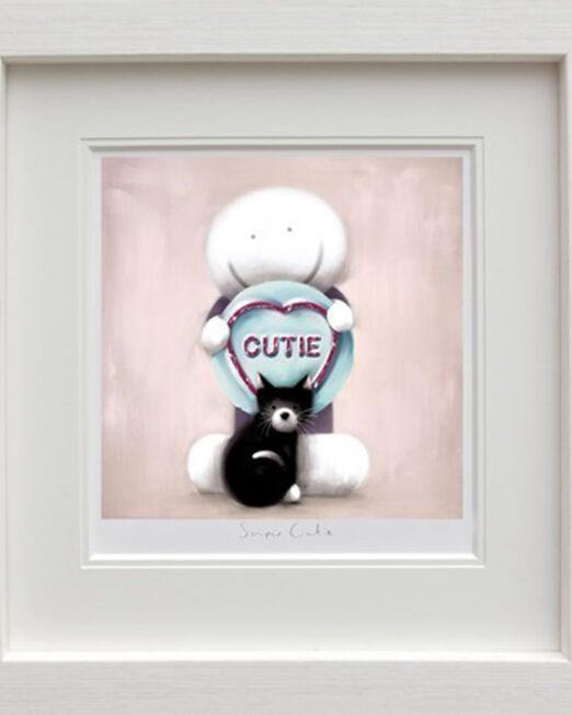 Super Cutie Framed