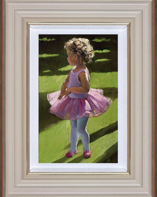 Pretty In Pink Framed