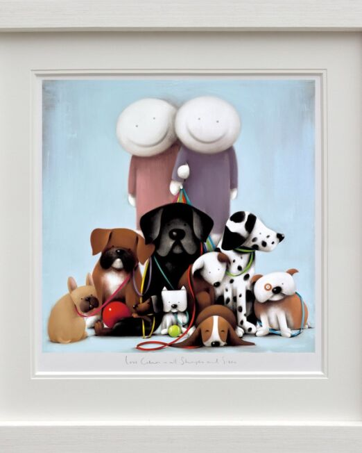 Doug Hyde Love comes In All Shapes and Sizes